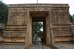 The Entrance Gate (VinayakH) Tags: bhoganandeeshwaratemple karnataka india temple nandihills chikkaballapura chola ganga hoysala tipusultan religious historic