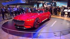 Mercedes maybach vision 6 18 (benoit.patelout) Tags: mondial automobile paris 2016 mercedes maybach vision 6