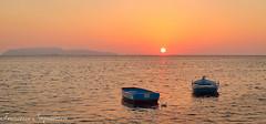 The Silence between us (Francesco Impellizzeri) Tags: sunset trapani sicilia