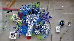 Stew / Bruxelles - 14 nov 2016 (Ferdinand 'Ferre' Feys) Tags: bxl brussels bruxelles brussel belgium belgique belgië streetart artdelarue graffitiart graffiti graff urbanart urbanarte arteurbano stew stewearth