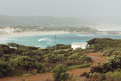 wind and rain (mezuni) Tags: karatta southaustralia australia au kangarooisland authenticki visitsa ki