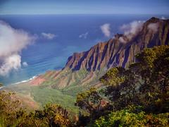 Na Pali Coast (Steve Corey) Tags: napali kauai hawaii mountains ocean landscape tropics