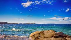 Mykonos HDR (phili7797) Tags: island greece mediterranean travel cruise hdr post photoshop exposure fun colors sea landscape blue water rock ocean summer september wow