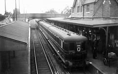 Hounslow Station. No date [7] (DepotCat02) Tags: e23 hounslow hounslowstation lswr lswrly sub southernrailway
