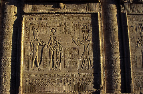 "Ägypten 1999 (520) Tempel von Dendera • <a style=""font-size:0.8em;"" href=""http://www.flickr.com/photos/69570948@N04/30449311913/"" target=""_blank"">View on Flickr</a>"