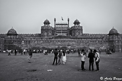 Delhi Red Fort (Pandster1981) Tags: a77 delhi honeymoon india redfort sony1650f28 sonya77