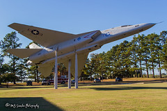 North American RA-5C Vigilante   156608   US Navy 2 (M.J. Scanlon) Tags: united states us navy jet fighter attack static display mounted millington tennessee shelby county scanlon canon 7d naval air station