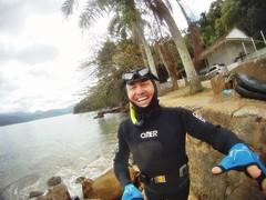 GOPR5869 (ambrogi_taubate) Tags: naturezaselvagem marinha mergulhando ubatuba sp brasil naturezamarinha fantstica apneia 10m setembro primavera 2016