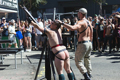 FolsomStreetFair2016_04 (Kirk Lorenzo) Tags: queer queerartists queerness queergaze queermen exhibitionist travels traveling travel trips trip places place portrait portraits portraiture people sexualidentity sexuality sex sanfrancisco sexual sf deviants deviant gay homoerotic hedonism hedonist homosexual kirklorenzo kink kinky california vagabond vagabonds bisexual bdsm leather fetish kinks kinksters folsom folsomstreet folsomstreetfair 2016 folsomstreetfair2016 folsomstreetevents bondage discipline dominanceandsubmission dominance submission erotic roleplaying sadism masochism sadomasochism subculture culture flogging flogger impactplay pain mrsleather mrs kristoferweston krisweston swaggerlikeus swagger
