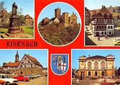 DDR_Karten_010_010 (Dirk Bohrig) Tags: postcrossing postkarte ddr eisenach