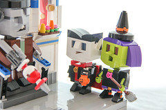 Treat! (dvdliu) Tags: lego moc witch vampire frankensteins monster halloween