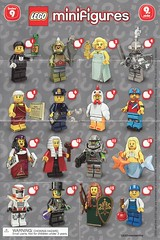 Collectible Minifigures Series 09 (AB Quest) Tags: lego collectible minifigures