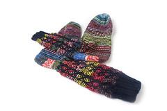Oct 31 - October socks (hajeka) Tags: 201610 pad knitting sock wool efs1022mmf3545usm