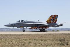 McDonnell Douglas EF-18M Hornet (Newdawn images) Tags: mcdonnelldouglas ef18m hornet 1501 c1514 ala15 spanishairforce military militaryjet jet jetfighter natotigermeet ntm zaragoza spain canoneos6d canonef100400mmf4556lisusm