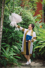 "QUAN_009 (also know as ""PapaPenguin"") Tags: chulalongkorn graduation photographer chula cu"