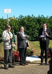 Commemorazione 25 aprile a Frassineto