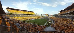 Heinz Field (Sixskinsia) Tags: heinzfield pittsburgh steelers americanfootball steelersnation gosteelers