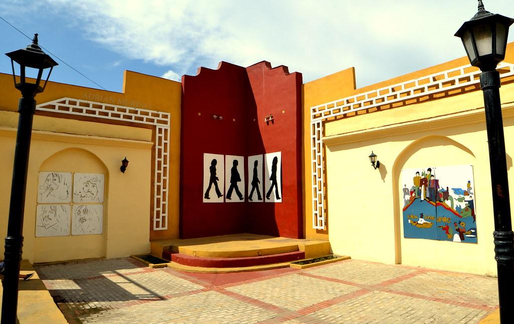 Image result for Santa Clara Cuba beatles