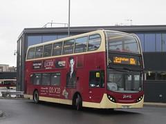 East Yorkshire 725 YX57BWG Hull Interchange on 60A (1280x960) (dearingbuspix) Tags: eastyorkshire eyms 120x20 725 yx57bwg