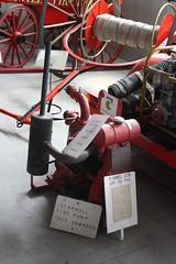 Scammell Light Fire Pump (ambodavenz) Tags: scammell light fire pump geraldine vintage car machinery museum crank up south canterbury new zealand