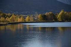 Reflet sur le lac, Saint-Bonnet, 05 (RarOiseau) Tags: lac hautesalpes calme reflet saintbonnetenchampsaur