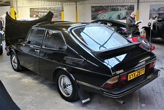 XYX 297T (1) (Nivek.Old.Gold) Tags: 1978 saab 99 ems turbo combi 1985cc acemotorco acton kensington london aca
