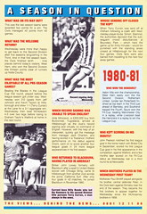 Sheffield Wednesday vs West Ham United - 1993 - Page 26 (The Sky Strikers) Tags: sheffield wednesday west ham united fa carling premiership hillsborough official programme