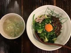 (INZM.) Tags:  food japan japanese noodle soba lunch g7 kanagawa yokohama    indoor vegetable