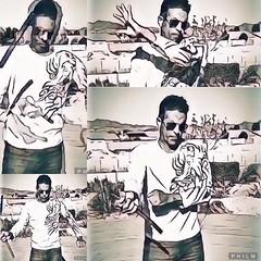 tony valente (tvalente831) Tags: tonyvalente artist kungfu master