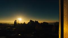 Sunrise (G.Comte) Tags: sunrise sky ciel morning fog nuage