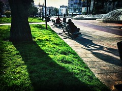 benches in the sun (PrTenorsoul) Tags: streetphotography exif:width=2048 exif:model=iphone4 exif:manufacturer=apple exif:height=1530 hidden:country=france hidden:filter=wintage hidden:frame=none exif:software=camera3 hidden:city=nice exif:dateandtime=20120321162027 exif:lat=43703 exif:long=72793333333333