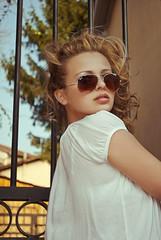 Untitled (Me&Edward) Tags: man girl sunglasses fashion jack duo moto biker holt bb bardot