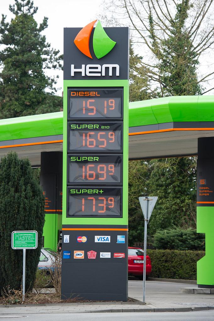 Benzinpreise online dating