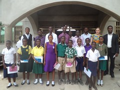 "10 pupils who were awarded scholarship for being successful in the reading essay competition • <a style=""font-size:0.8em;"" href=""http://www.flickr.com/photos/48668870@N02/7093344335/"" target=""_blank"">View on Flickr</a>"