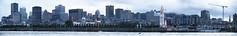 The Montreal skyline (le calmar) Tags: city summer canada skyline canon eos montral quebec montreal qubec ville 2012 50d gratteciels eos50d canoneos50d grandmontral greatermontreal
