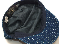 RRL / Star Indigo Work Cap (yymkw) Tags: work star indigo cap rrl