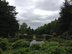 Lewis & Clark College Estate Garden (burtonsimmons) Tags: passing seen