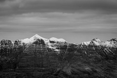 Liathach (GarethThomasJones) Tags: blackandwhite snow black mountains scotland highlands north wideangle crop monroe 1785mm discovery liathach 17mm 3000ft canonefs1785mmf456isusm apsc 60d snowtopped mountainsofeurope scotland2013
