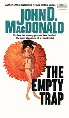 The Empty Trap (McClaverty) Tags: mystery illustration paperback suspense organizedcrime robertmcginnis johndmacdonald