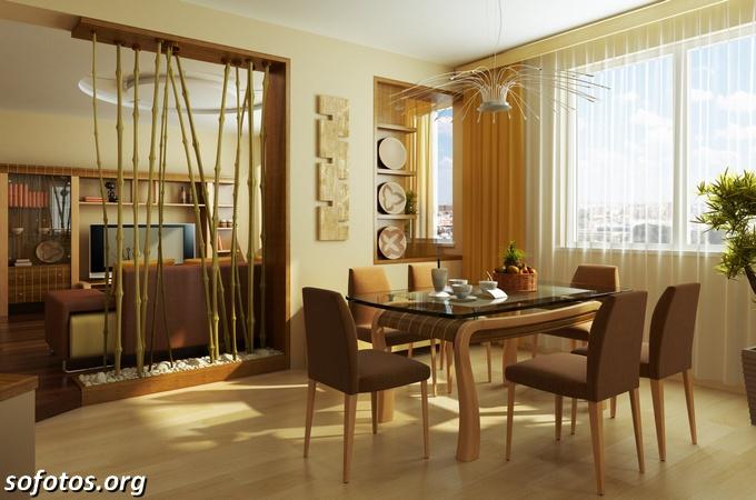 Salas de jantar decoradas (104)
