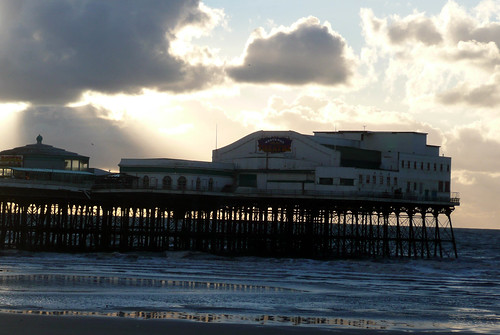 Blackpool - North pier 4