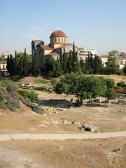 009 - Byzantine Church (Scott Shetrone) Tags: other graveyards events churches places athens greece 5th kerameikos anniversaries