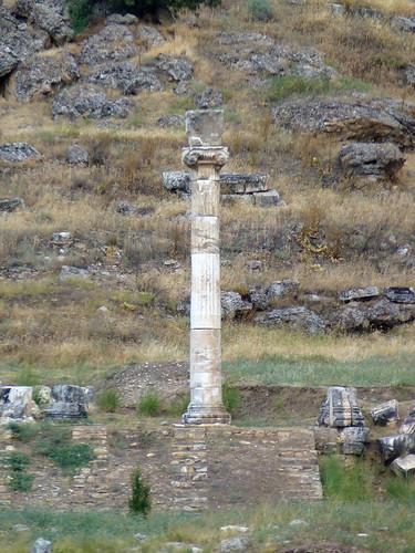 Turquie - jour 12 - De Kas à Pamukkale - 084 - Hierapolis
