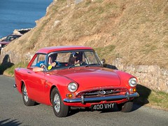 400 VHY  1964  Sunbeam Alpine (wheelsnwings2007/Mike) Tags: alpine 400 sunbeam 1964 vhy