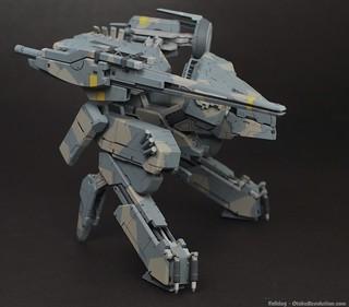 Metal Gear REX - Fin 13 by Judson Weinsheimer