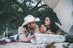 The Traveler & Native Beauty 08 (Robert Bejil Productions) Tags: california county camera red woman man beautiful beauty fashion high model nikon cowboy photographer jessica native joshua gorgeous indian keith full kern photograph american frame western editorial kpa mayhem bakersfield franco traveler mathews d700 robertbejil robertbejilcom