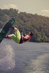 Ryan Wakeboarding (Jason R. Pischke) Tags: light summer lake sports water photoshop outdoors photography boat nikon wake action board rad wv chilling adobe westvirginia bro wakeboarding tantrum billabong refreshing oneill hurley lightroom cs6 cheatlake ronix d7000