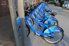 Citi Bike in NYC