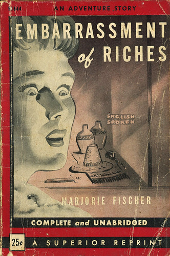 Superior Reprints M644 - Marjorie Fischer - Embarrassment of Riches