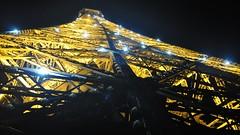 Eiffel Tower Light Show, Paris